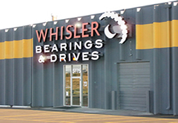 Whisler Building